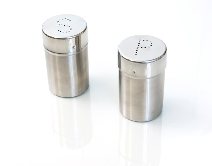 WARUM WIR SALT AND PEPPER HEISSEN